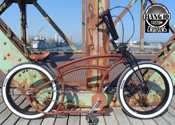 Rust Tango A 3